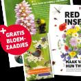 Gratis Insecten-red-pakket met Bloemzaadjes