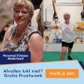 Gratis Proefweek Personal Trainer + Gratis Healthscan