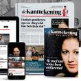 Gratis 4 Weken lang de nieuwe krant 'De Kanttekening'