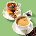 Gratis Koffie of thee bij HEMA