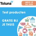 Gratis Nieuwe Producten bij Toluna