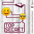 Gratis Smiley Webcamsticker Kaart 'TOP SECRET'