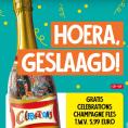 Gratis Celebrations Champagne Fles