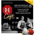 Gratis D.E Café Koffiecups