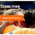 Gratis Oranje EK VR-Bril