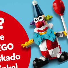 Gratis LEGO Verjaardagkado
