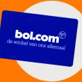 Gratis Bol.com Cadeaukaart t.w.v. €5,-