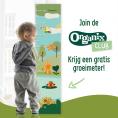 Gratis Organix Groeimeter Poster