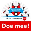 Gratis Sporten tijdens de Amsterdamse Sportweek