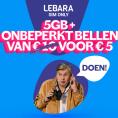 Lebara Sim-only Deals